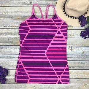 Nike Athletic Crossback Workout Tank